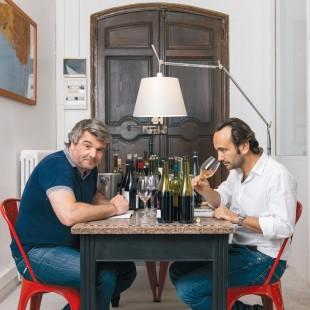 Assemblage - Grégory et François