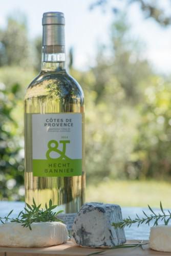 Côtes de Provence Blanc Bio Hecht & Bannier