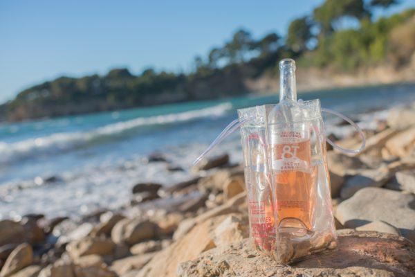 Côtes de Provence Rosé à la plage