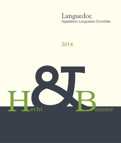 étiquette Languedoc Rouge Bio 14