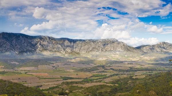 Cirque de Vingrau Roussillon