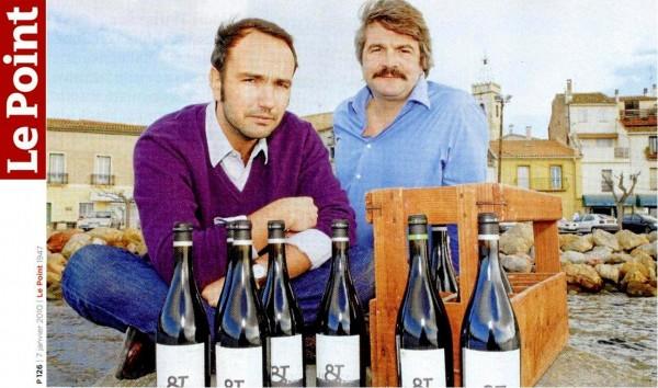 Grégory et François