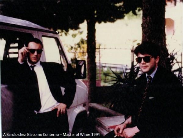 Barolo - Giacomo Conterno- 1994