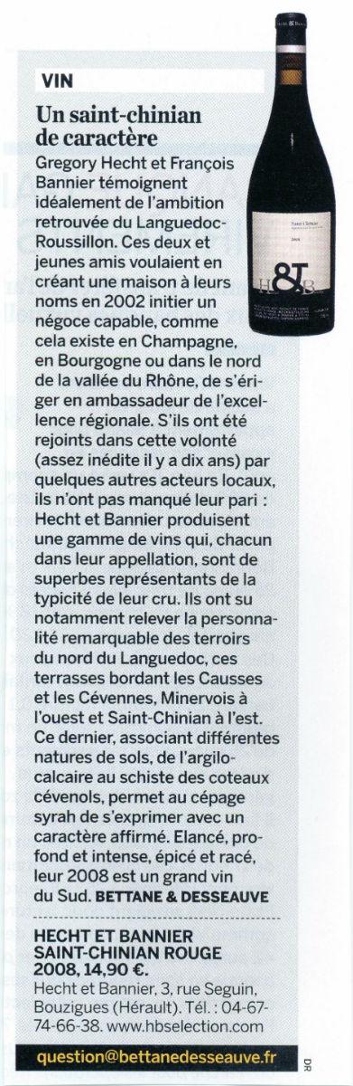 le monde – magazine / hecht &bannier