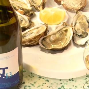 Languedoc Blanc et Huîtres de Bouzigues