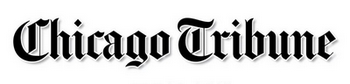 rp chicago tribune logo black