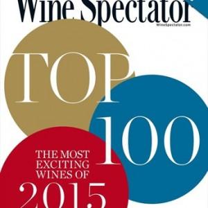wine spectator 2015 top 100 / côtes du roussillon villages2011