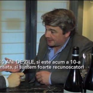 interview françois bannier – bucharest, romania 2013