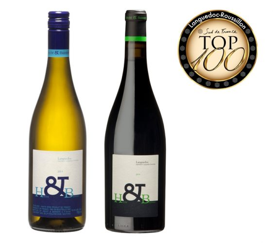 languedoc blanc et rouge –  top 100 uk  sud de france best wines