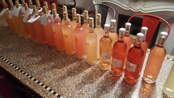 hb provence 2019 blending session